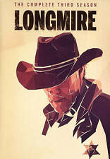 Longmire: Season 3, New DVD, Adam Bartley,Cassidy Freeman,Bailey Chase,Lou Diamo