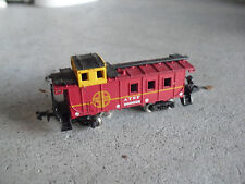 N Scale Bachmann Santa Fe ATSF 999628 Caboose Car