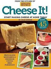NEW Cheese It! Start making cheese at home today by Cole Dawson