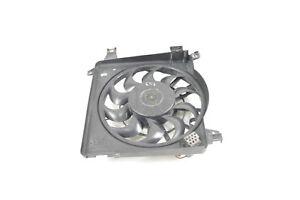Opel Zafira B 1.9CDTI Ventilador Del Radiador 0130303304 3136613311