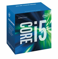 Cpu Intel 1151 I5-7500 4x3.4ghz Kaby Lake