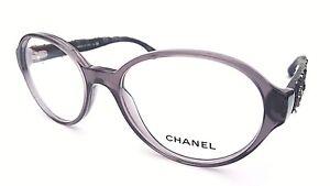 CHANEL DESIGNER FRAMES GLASSES IN DARK GREY 3250 1191 BRAND NEW & UNDER £125 !**