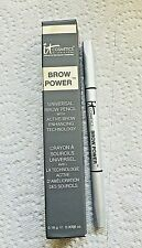 IT Cosmetics Brow Power Universal Taupe Pencil 0.0056 oz New In Box