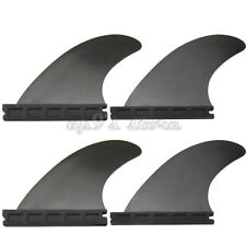 Surfboard Fins Quad (4 Fins) For Futures Surfing Board SUP Surfing Fin