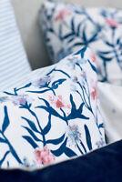 Shannon Fricke Pair of Inez Floral Standard Pillowcase