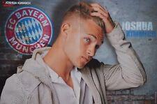 JOSHUA KIMMICH - A3 Poster (ca. 42 x 28 cm) - Fußball Clippings Fan Sammlung NEU