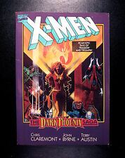 COMICS: Marvel: X-Men: The Dark Phoenix Saga tradepaperback (1991, 9th Print)