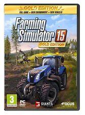 Farming Simulator 15 - Gold - PC Giochi per PC e Mac GIOCO ITA
