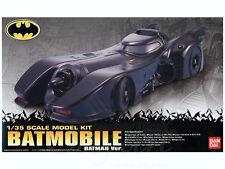 New Bandai Batmobile  Batman 1/35 model kit Japan Import