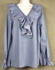 Rafaella Women's Long Sleeve Shirt Size 1X