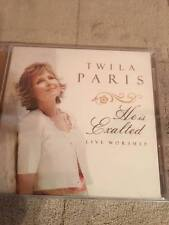 He Is Exalted by Twila Paris (CD, Aug-2005, Integrity (USA)) NEW