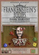FRANKENSTEIN'S BODIES - Classic Board game for all the family.