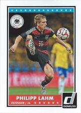 2015 Donruss #44B #44 Philipp Lahm SP International Variation Germany