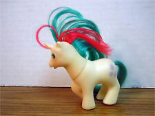 BABY GUSTY Beddy Bye Eyes Ponies BBE My Little Pony G1 Vintage