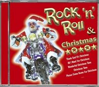 Rock Christmas (15 tracks) Showaddywaddy, Chicory Tip, Santa Claus & his .. [CD]