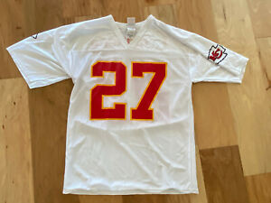nice! NFL PLAYERS KANSAS CITY CHIEFS LARRY JOHNSON #27 JERSEY  XL