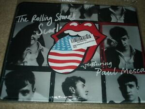 "Rolling Stones Tongue Mousepad Non-Slip Rubber Base 10"" X 8.5"" Gaming Mousepad"