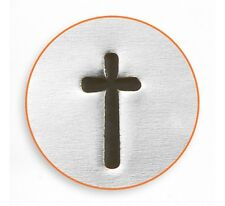 ImpressArt Cross Design Stamp For Hand Stamping Jewelry