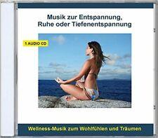 Musik zur Entspannung, Ruhe oder Tiefenentspannung  von Verlag Rettenmaier