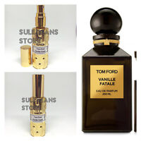 Tom Ford Vanille Fatale - 14ml (0.47 fl.oz.) decanted eau de perfume