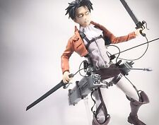 Attack On Titan - Levi Ackerman Limited Figure Real Action Heroes RAH Medicom