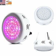 NEW 200W LED Plant Grow Light Full Spectrum Hydroponic UFO UV Plant Lamp Indoor