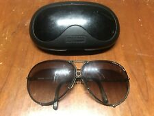 VINTAGE PORSCHE DESIGN by CARRERA SPORTS SUNGLASSES MODEL 5621 With CASE