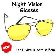 Gafas de sol gafas de visión nocturna de protección Uv Antirreflejo Hombres Mujeres Polarizado