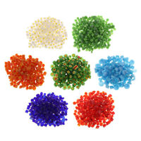 50g Millefiori Glass Fusing Loose Spacer Glass Beads for Jewelry Making