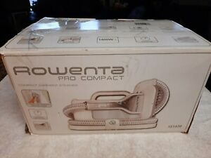 Rowenta Pro Compact Garment Steamer IS1430 New In Box