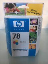Hp 78 Tri-Cartucho de impresión de inyección de tinta de color. C6578de Abb. fuera de fecha