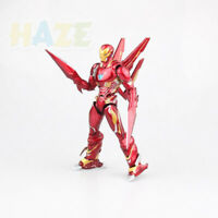 S.H.Figuarts Avengers Infinity War Iron Man MK50 Nano Weapon Set Figure Toys 1pc