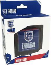 Inglaterra Rubik's Cube Rompecabezas De Fútbol Oficial