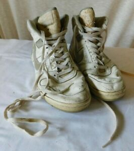 Vintage Nike Air DELTA FORCE AC High Top Basketball Shoes Mens Size 11