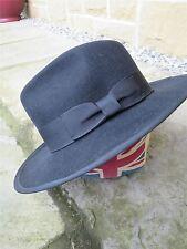 Fedora/Trilby 100% Wool Vintage Hats for Men