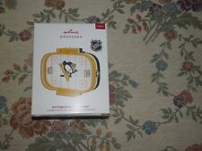 2020 Pittsburgh Penguins Hockey Ring with the Hockey Pucks Nice
