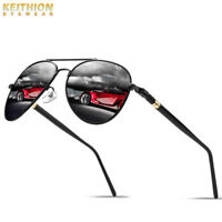 KEITHION Polarized Sunglasses Mens Womens Polarized Driving Glasses Eyewear