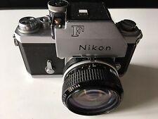 Nikon F Photomic  FT 35mm SLR Film Camera