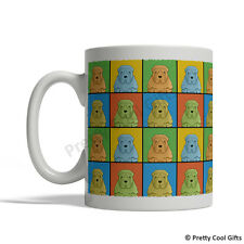 Chinese Shar Pei Dog Mug - Cartoon Pop-Art Coffee Tea Cup 11oz Ceramic