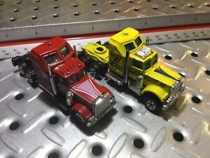 1980s Peterbilt Tractor Cabs Lot 2
