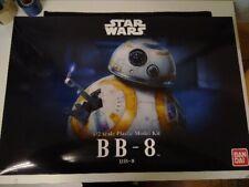 Star Wars BB-8 1/2 scale Plastic Model Star Wars Episode 7 Force Awakening