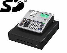 CASIO CASH REGISTER TILL FOR NEWSAGENT - CLOTHING SHOP - RETAIL - 1 PRINTER