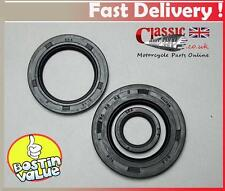 Triumph 3TA 5TA T100 1957-63 Engine/Gearbox oil seal set