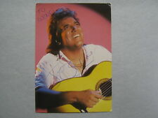 JOSE FELICIANO  Felix Navidad/Chico and the Man  Signed  4 X 5  Color Photo/Card