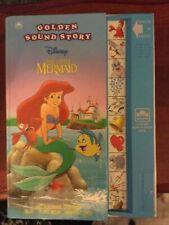 Disney Golden Sound Story - The Little Mermaid 1991