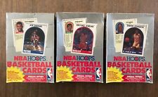 Lot of 3 1989-90 Hoops Basketball Series 2 Sealed Boxes Robinson RC 108 Packs