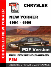 Repair Manuals & Literature for Chrysler New Yorker for sale ... on
