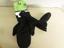 New REI Thermo Convertible Gloves Mittens Polartec Wind Pro Fleece Unisex S $39!