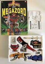 BAN DAI MIGHTY MORPHIN POWER RANGERS DELUXE MEGAZORD COMPLETE GREAT CONDITION