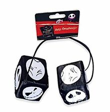 Nightmare Before Christmas Jack Skellington Rear View Mirror Auto Hanging Dice
